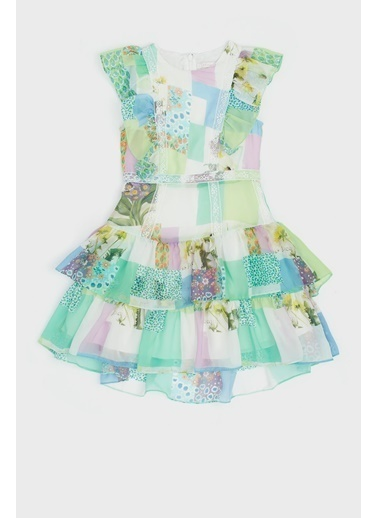 Lia Lea Elbise Yeşil